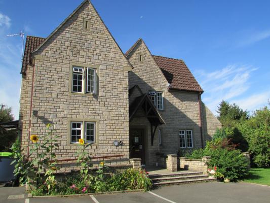 Bridge House front